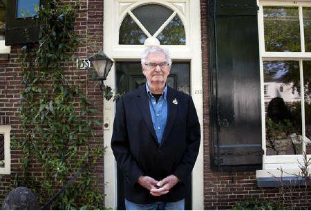 Toon Kramer (91) reed als bevrijder Utrecht in